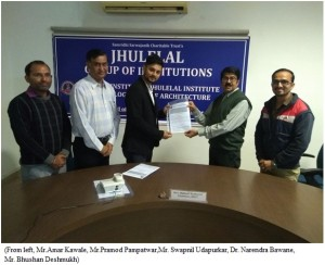 MOU with CADD